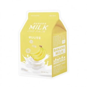 A'PIEU Banana Milk Sheet Mask | The Official Missha