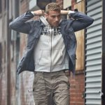 Abercrombie & Fitch Men's Hoddies Sweatshirts Sale
