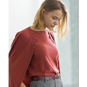 $19.9-$29.9 Extra Fine Merino Sweaters On Sale @ Uniqlo