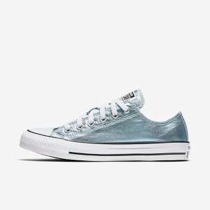 CONVERSE CHUCK TAYLOR ALL STAR METALLIC LOW TOP