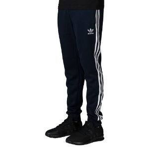Adidas SUPERSTAR CUFFED TRACK PANT - Navy | Jimmy Jazz - AJ6961-401