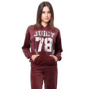 Velour Juicy 78 Hooded Pullover
