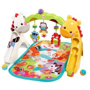 Fisher-Price Newborn-to-Toddler Three Stages Floor Play Gym | CCB70     | eBay