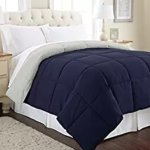 Amrapur Overseas Goose Down Alternative Microfiber Quilted Reversible Comforter