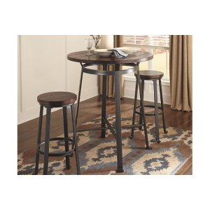 Challiman Dining Room Pub Table | Ashley Furniture HomeStore