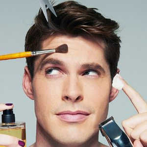 32% Off Braun, Gillette, and Oral-BBest Men's Grooming Products for Dad