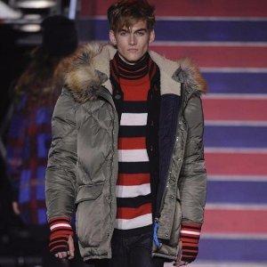 无门槛额外6折Tommy Hilfiger 年终大促 男士秋冬新款外套 夹克折上折热卖