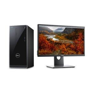 $499.00再送免费显示器Dell Inspiron 3650 台式机(i5-6400, 8GB DDR3L, 1TB HDD, Win7)