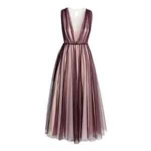 Tulle Dress | Plum/powder | Women | H&M US