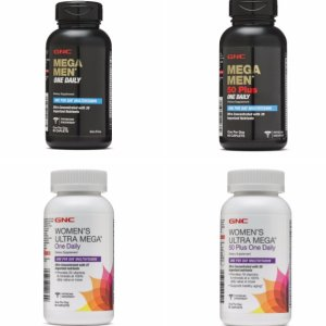 From $6.99Select Men's and Women's Mega Products @ GNC