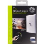 GE Z-Wave In-Wall Wireless Smart Toggle Switch w/ Alexa