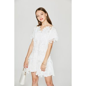 3D Fairy Dress DR0316