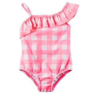 Carter's Gingham Swimsuit