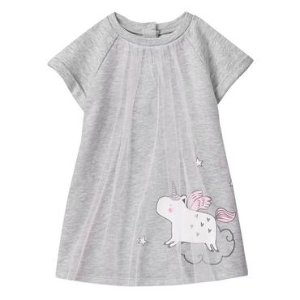 Unicorn Tee Dress