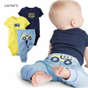 Up to 70% Off + Extra 25% Off $40Baby Boom! Biggest Baby Sale of the Year @ Carter's