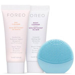FOREO Holiday Cleansing Must-Haves - (LUNA play) Mint (Worth $60) | Reviews | SkinStore