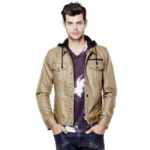 Vertix Denim Jacket | GuessFactory.com