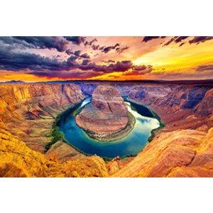 [魅力8日游] 纵览5大国家公园,探秘地热奇景、壮阔峡谷,摄影胜地羚羊彩穴|美西国家公园游