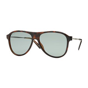Gucci 1058 - Men's Aviator Sunglasses | Solstice Sunglasses