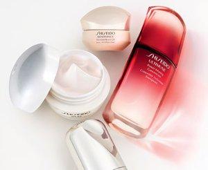 8.5折+3重送礼 收超值套装更划算资生堂Shiseido 美容护肤品促销