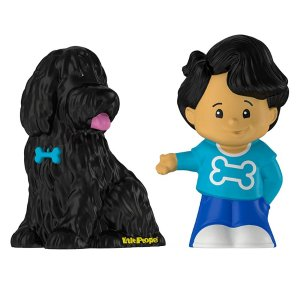 Little People Koby & Dog Figures | BFT80 | Fisher-Price