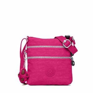 Alvar XS Mini Bag - Very Berry | Kipling