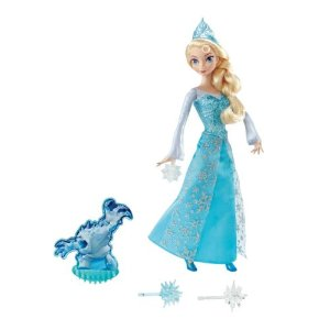Disney's Frozen Ice Power Elsa Doll