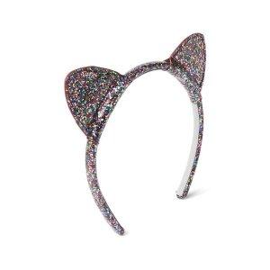 Embellished cat headband