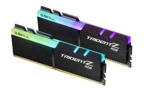 G.SKILL TridentZ RGB Series 16GB (2 x 8GB) DDR4 3000MHz Desktop Memory