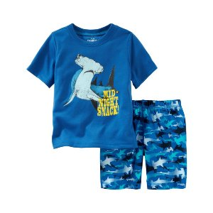 Toddler Boy 2-Piece PJs | OshKosh.com
