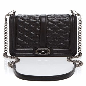 Rebecca Minkoff Quilted Love Crossbody | Bloomingdale's