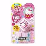 日本VAPE HELLO KITTY 5倍功效儿童驱蚊手表