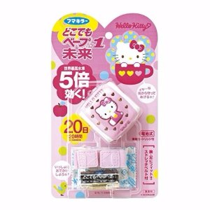 $8.24VAPE X Hello Kitty Mosquito Repellent Watch @Amazon Japan