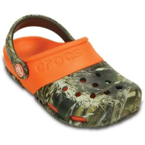 Kids' Electro II Realtree Max-5® Clog | Kids' Clogs | Crocs Official Site
