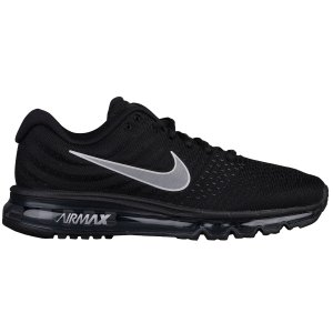 Nike Air Max 2017 - Men's - Running - Shoes - Black/Anthracite/White