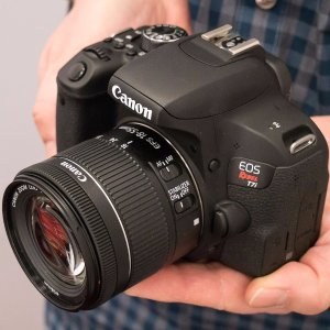 $499EOS Rebel T7i EF-S 18-55 IS STM Kit Refurbished