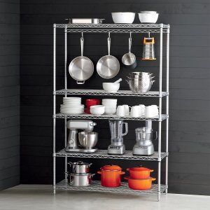 InterMetro Kitchen Cookware Storage