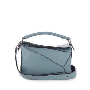 Puzzle small leather cross-body bag | Loewe | MATCHESFASHION.COM US