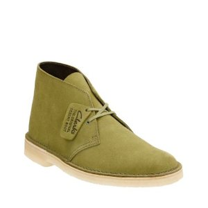 Desert Boot Evergreen Suede - Clarks Originals - Clarks® Shoes Official Site
