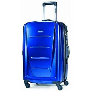 新秀丽Samsonite Winfield 2 Spinner 28寸行李箱蓝色款