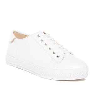 Nine West | Patrick Leather Sneaker - Wide Width Available | Nordstrom Rack