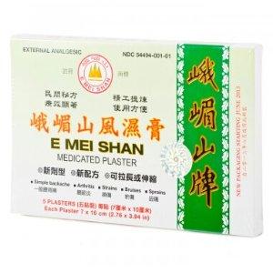 EMS Medicated Plaster 5pcs