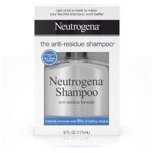 Neutrogena Anti-Residue Shampoo, 6 Oz - Walmart.com