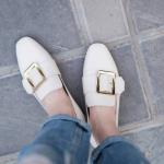 Bally美鞋热卖,方扣、圆扣都有,新款低跟鞋码全