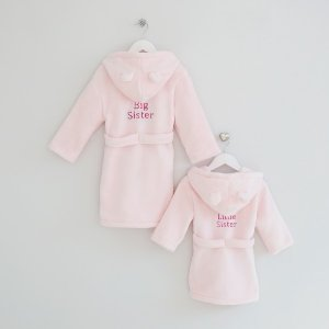 Personalized Little & Big Sister Set