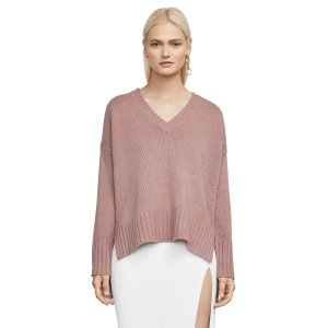 Reona High-Low Sweater