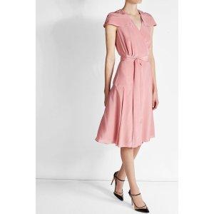 Silk Dress - Burberry