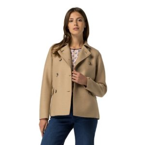 Boiled Wool Mod Peacoat | Tommy Hilfiger USA
