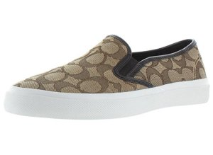 $39.99 Coach Womens Chrissy Outline Sneaker