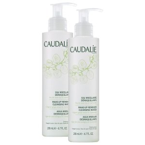 Caudalie Micellar Cleansing Water Duo 200ml (Worth £30) - FREE Delivery